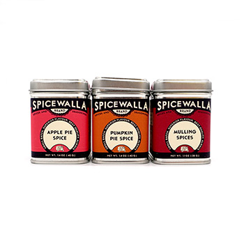 3 Pack Holiday Spice Collection - SPICE-1018-3P