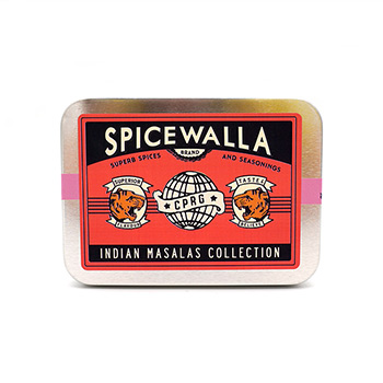 Indian Masalas Spice Tasting Collection - SPICE-1121-T
