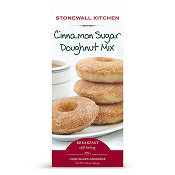 Stonewall's Kitchen Cinnamon Sugar Doughnut Mix