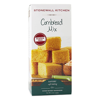 Stonewall Kitchen's Gluten Free Cornbread Mix