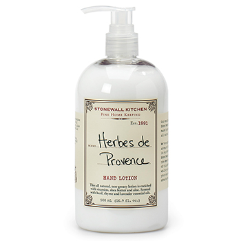 Herb de Provence Hand Lotion