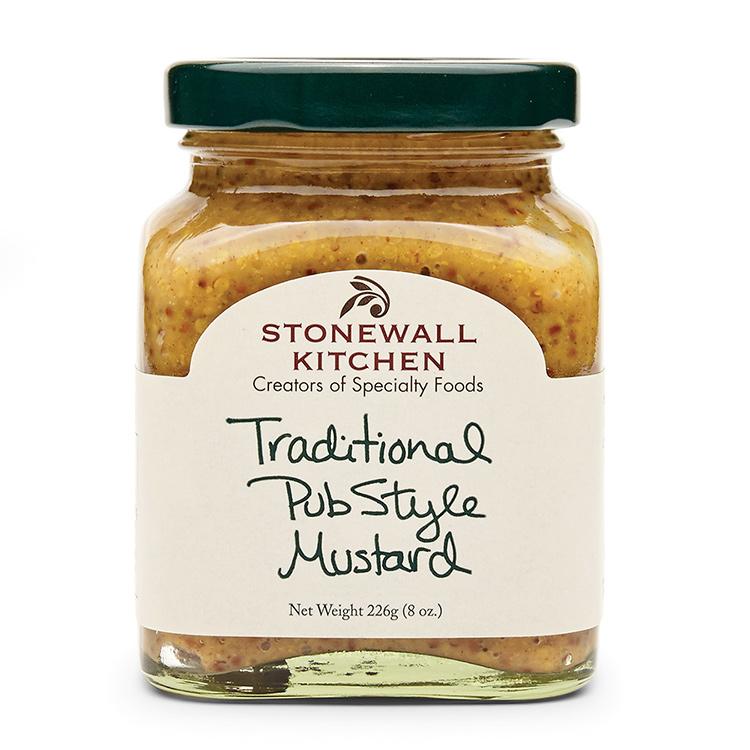 Traditional Pub Style Mustard