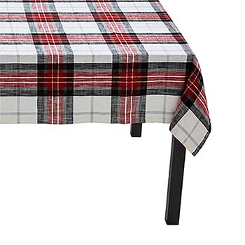 Tablecloth-Lodge Plaid - TAG-TABLE-LODGE
