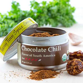 Chocolate Chili - TTSC-CC