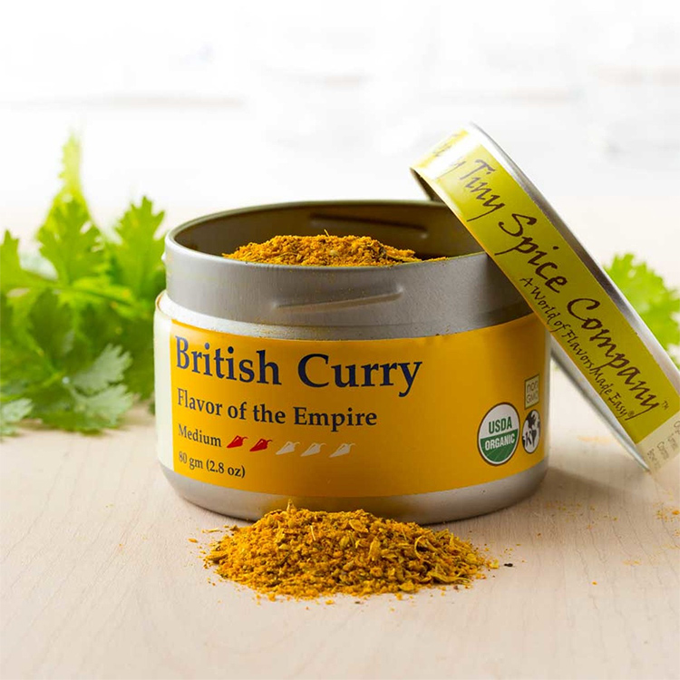 British Curry
