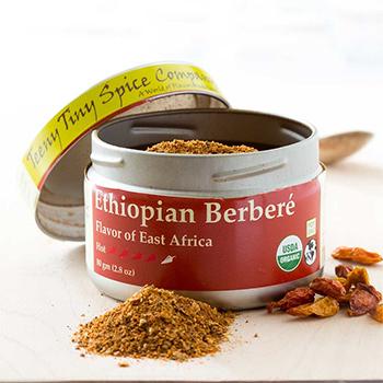 Ethiopian Berberé