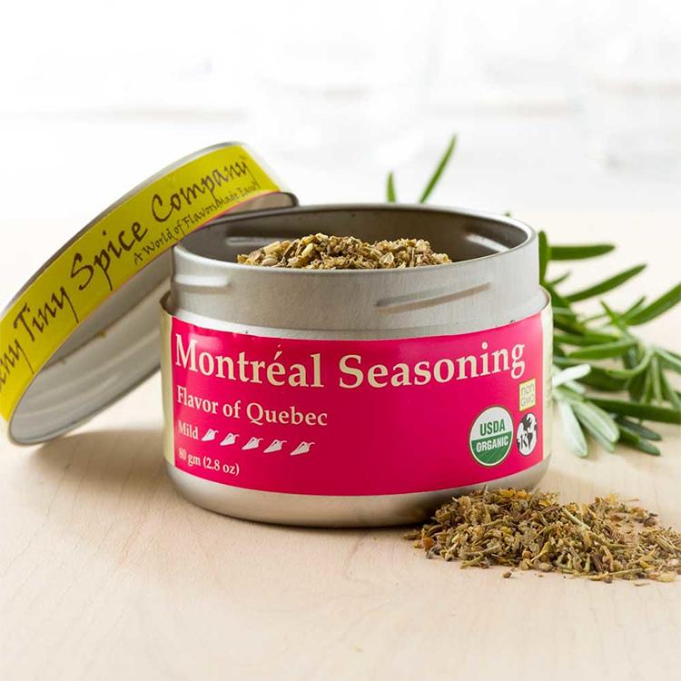 Montreal Seasoning