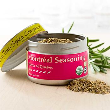 Montreal Seasoning - TTSC-MSB