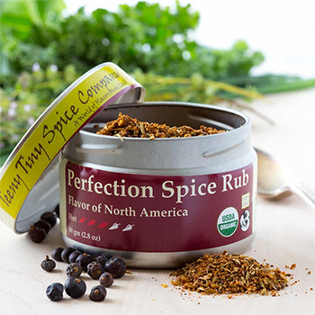 Perfection Spice Rub