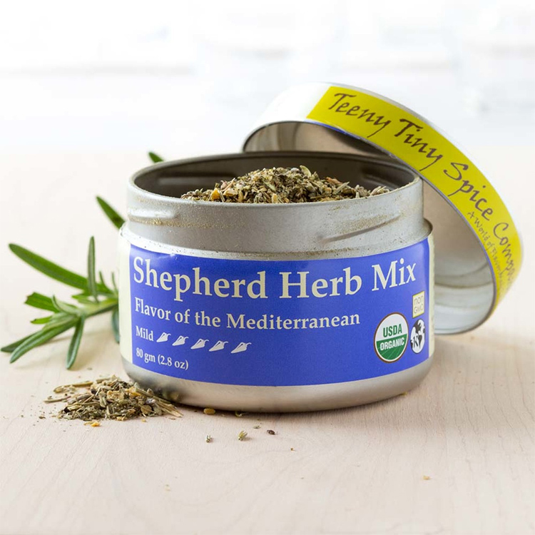 Shepherd Herb Mix