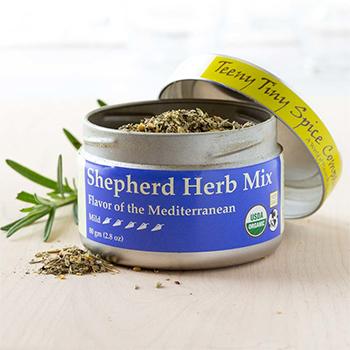Shepherd Herb Mix - TTSC-SHM