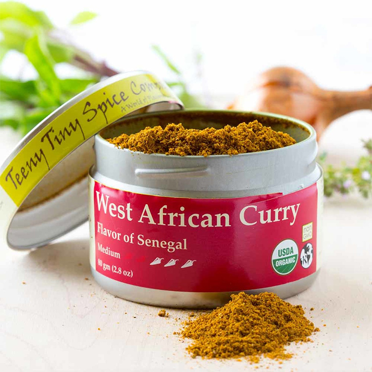 West African Curry