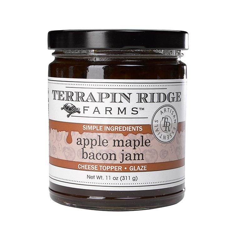 Apple Maple Bacon Jam