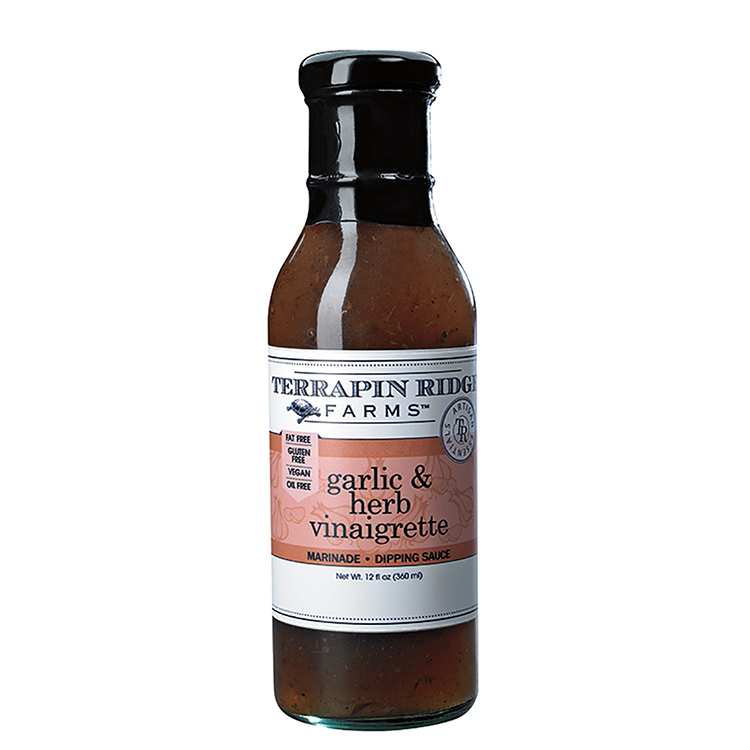 Garlic & Herb Vinaigrette
