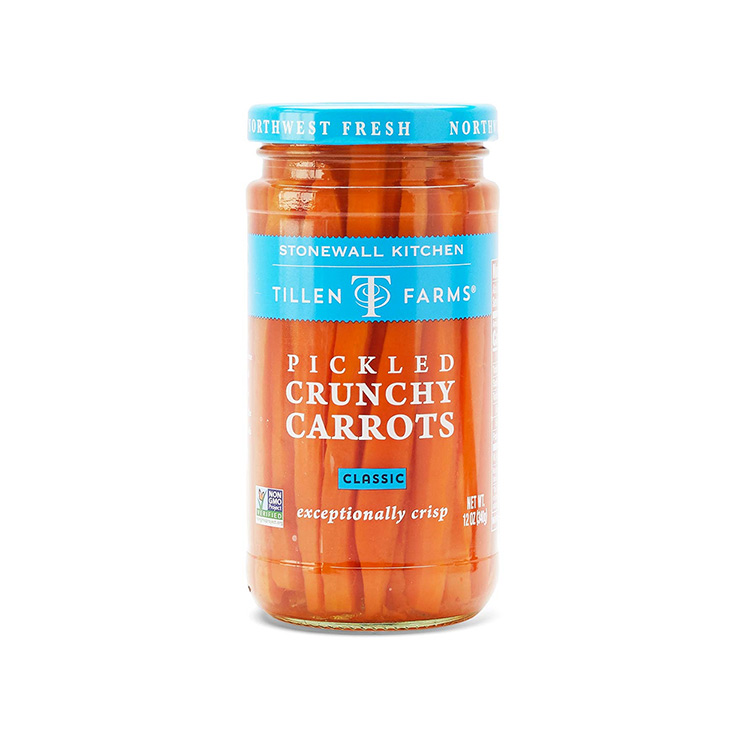 Tillen Farms Pickled Carrots