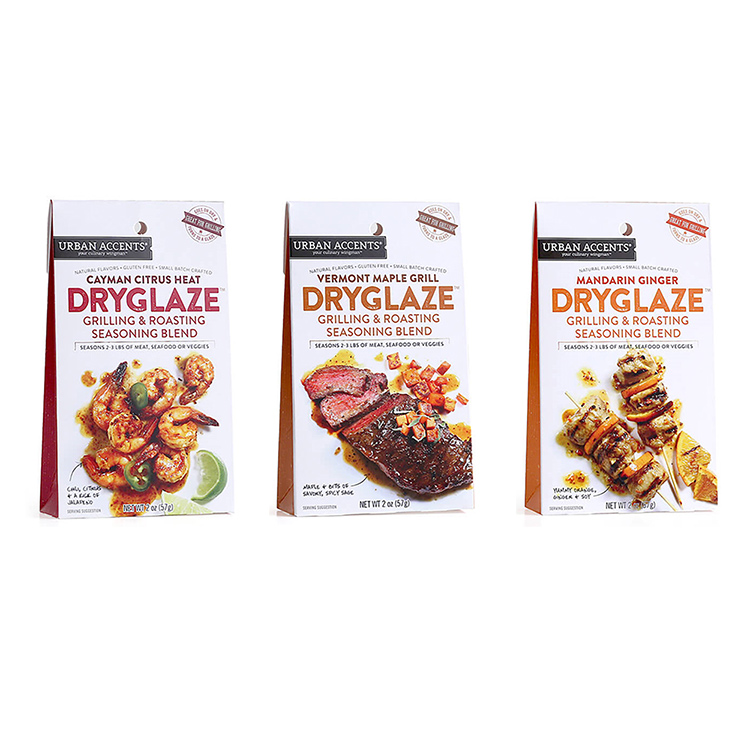 Grill Dryglaze-3 pack