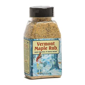 Vermont Maple Rub