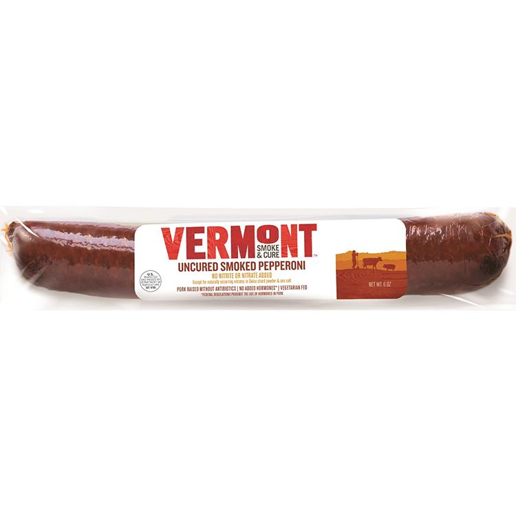 Vermont Smoke & Cure Pepperoni
