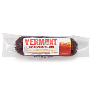 Vermont Smoke & Cure Summer Sausage
