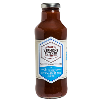 Switchback Brewmaster's BBQ Sauce