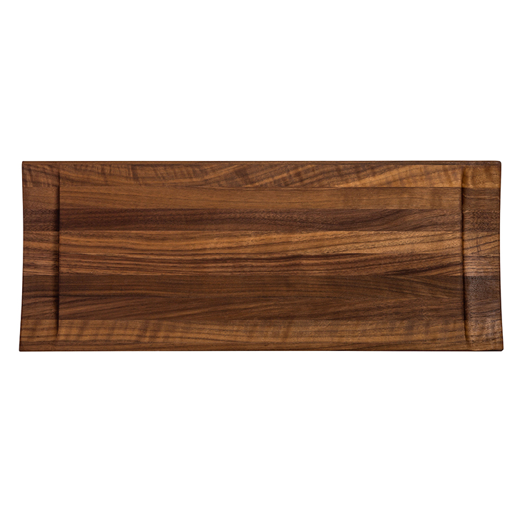 Walnut Rectangle Butterfly Serving Board