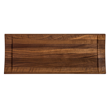 Walnut Rectangle Butterfly Serving Board - BFLY-1807-W