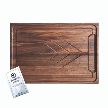 Walnut Rectangle Carving Board - CRV-2014-W