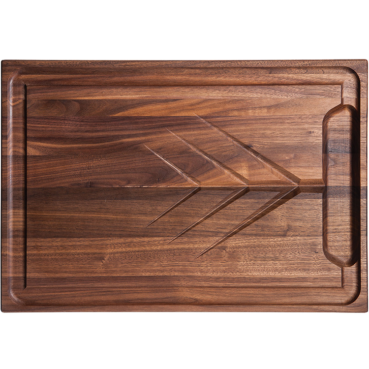 Walnut Rectangle Carving Board Cutting And Carving