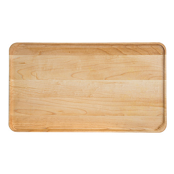 X-Large Maple Appetizer Plate - APT-1408-M