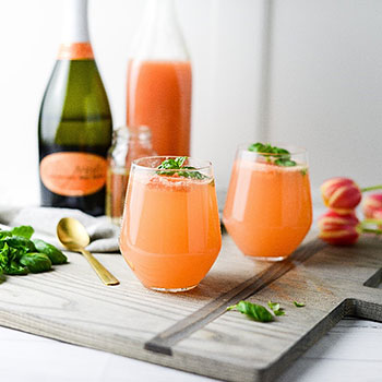 Mother's Day Mimosas and Giveaway