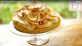 VIDEO RECIPE: Lemon Meringue Pie