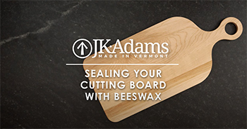 VIDEO: Sealing Your Board with Beeswax