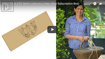 VIDEO: Beth's Unboxing Video