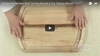 VIDEO: Carving Board Equipment Review