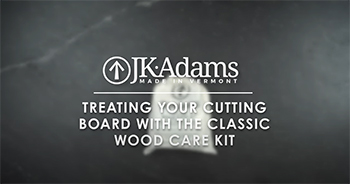 VIDEO: Treating Your Board with our Classic Wood Care Kit