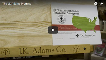 VIDEO: The JK Adams Promise