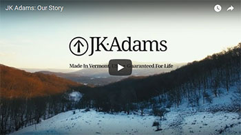 VIDEO: The JK Adams Story