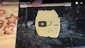 VIDEO: Lovely Rolling Pin