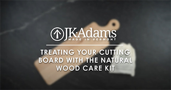 VIDEO: Treating Your Board with our Natural Wood Care Kit