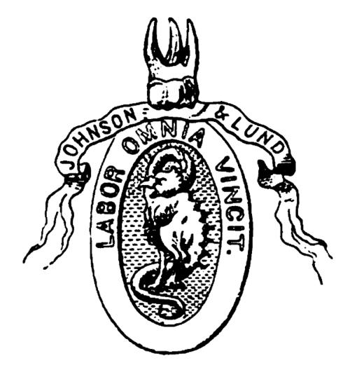 Original Logo circa 1870s