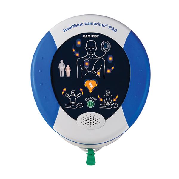 HEARTSINE SAMARITAN 350P AED