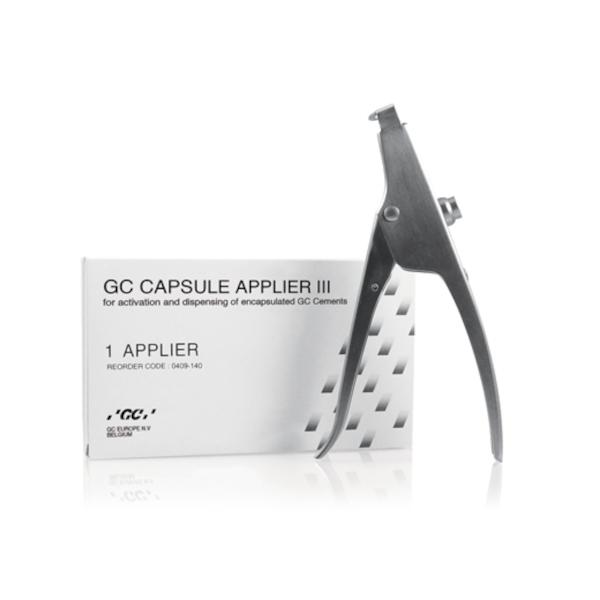 GC CAPSULE APPLIER III