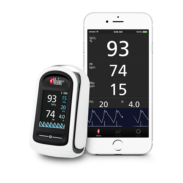 MASIMO MIGHTSAT PULSE OXIMETER