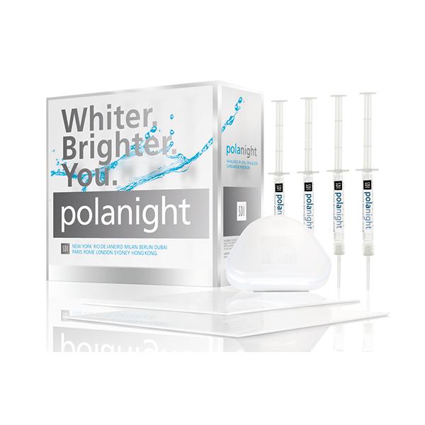 Pola Night 10 Syringe Kit, 22% Carbamide Peroxide
