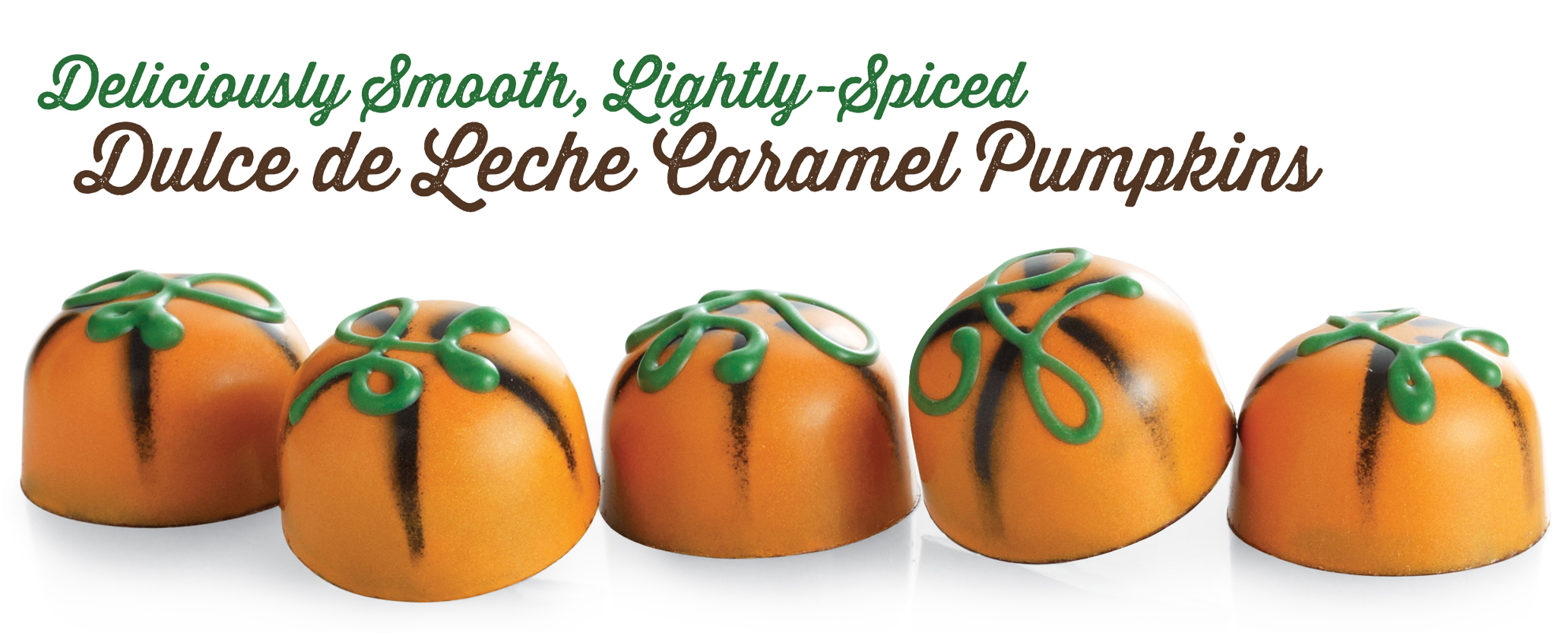 Caramel Pumpkins