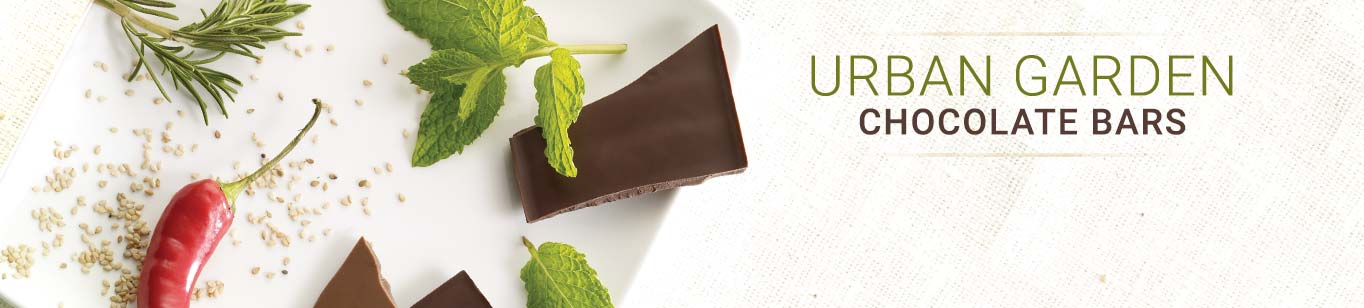 Urban Garden Chocolate Bars