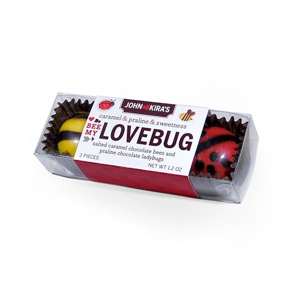 Caramel & Praline Bee My Lovebug 3pc