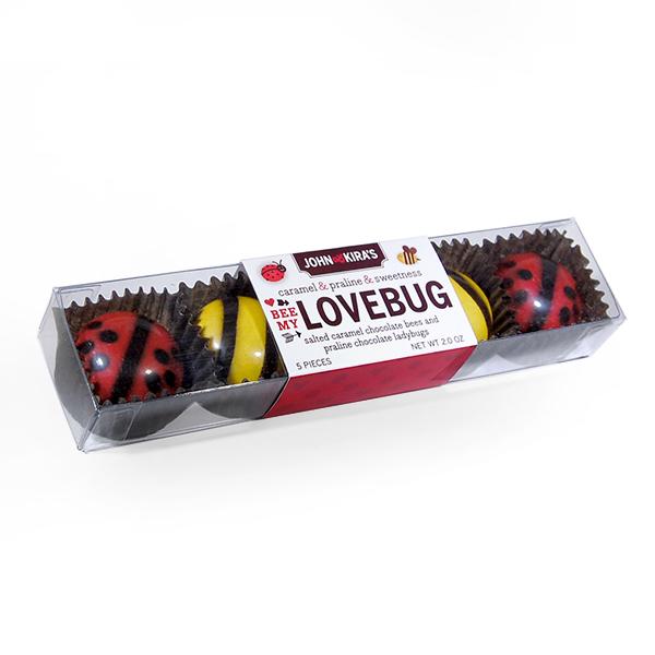 Caramel & Praline Bee My Lovebug 5pc