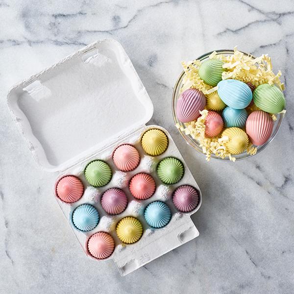 Praline Eggs
