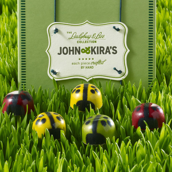 Garden Tower - John and Kira\'s Chocolates